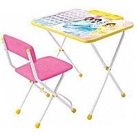 Детский стол Ника Принцесса 2 Disney ДЗП