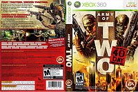 Army of two: the 40 days