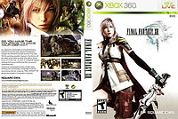 Final Fantasy 13 [3dvd]