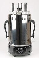 Шашлычница с таймером на 6 шампуров (60 мин). Алматы, фото 1