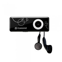 MP3 Плеер Transcend T.sonic MP300 8GB (TS8GMP300K)