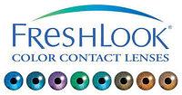 Цветные контактные линзы Freshlook (2 блистера)