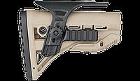 Fab defense Подщечник FAB-Defense GSPCP для прикладов серии GL-SHOCK с креплениями Пикатинни
