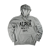 Alpha Industries Спортивная кофта Alpha Industries ATHLETIC DEPARTMENT HOODIE