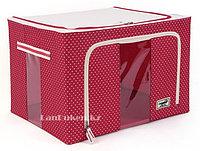 Красный органайзер для хранения белья