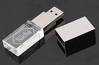 Флеш карта Crystal USB Flash Drive 8Gb
