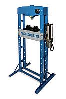 Пресс пневмогидравлический, усилие 30 тонн NORDBERG N3630A, фото 1