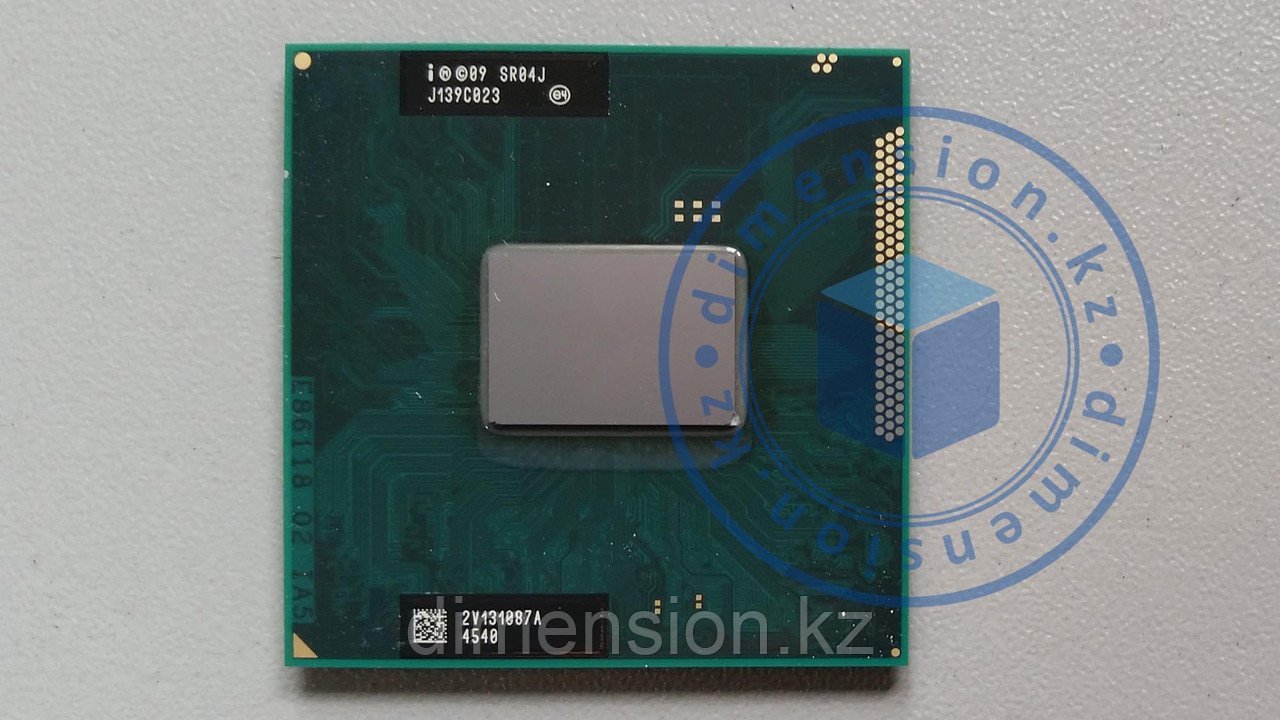 Процессор CPU для ноутбука SR04J INTEL Core i3-2330M 3M Cache, 2.20 GHz
