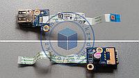 USB плата, порт, разъем HP Pavilion G6-1000 G7-1000