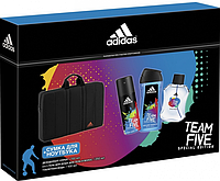 Подарочный набор Adidas Team Five special edition