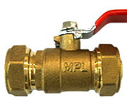 Кран шаровый труба-труба C-CL 20-20 HydroSta