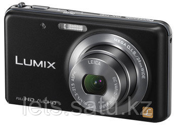 "Panasonic  DMC-FX80EE-K (Art:904289227) - Интернет-магазин ""Lets!"" в Алматы"