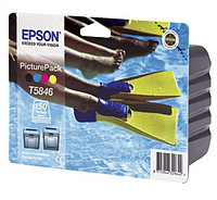 Epson Картридж C13T58464010 PicturePack PM240 / PM260 / PM280 / PM300  (150 sheets) (Art:904295178)