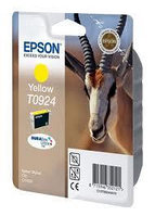 Epson Картридж C13T10844A10 I/C yellow  (0924)   for  C91 / CX4300 / T26 / TX106 / TX109 / T27 / TX117 / TX119 (Art:904295193)