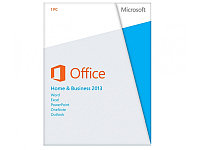 Microsoft Office Home and Business 2013 T5D-01762 (Art:904296099)