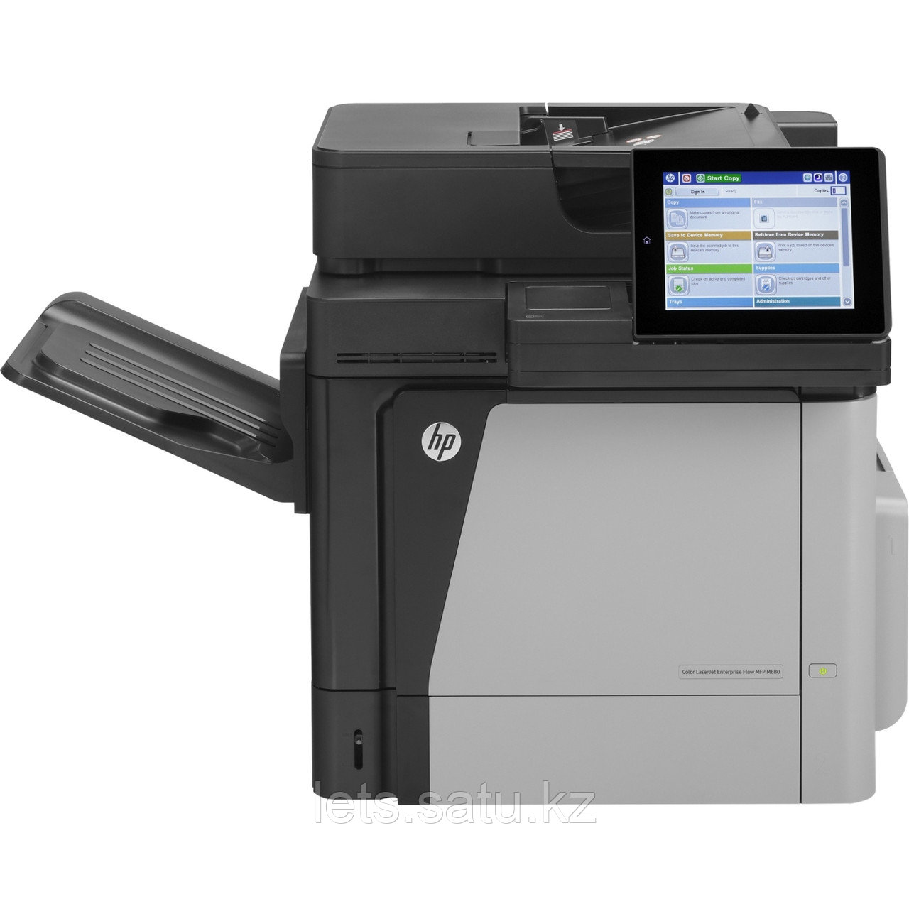 "МФУ HP Color LaserJet Enterprise M680dn CZ248A (Art:904304723) - Интернет-магазин ""Lets!"" в Алматы"