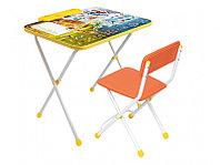Детский стол и стул НИКА Феи Disney 2