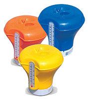 Плавающий-поплавок дозатор с термометром, Bestwey 58209