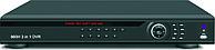 Видеорегистратор гибридный ZB-DA8816-LM