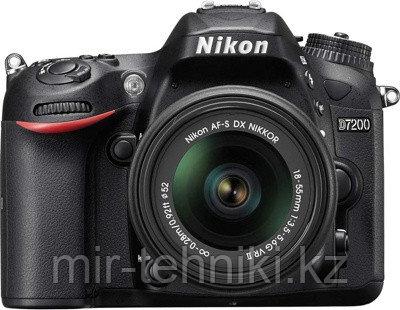 Фотоаппарат Nikon D7200 kit AF-P DX NIKKOR 18-55mm f/3.5-5.6 G VR