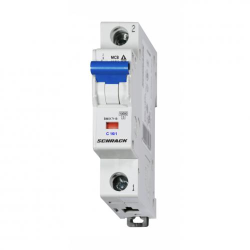 Автоматический выключатель 1-полюс 25А