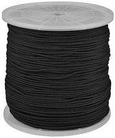 Шнур ЗУБР полиамидный, плетеный, повышенной нагрузки, с сердечником, черный, d 5, катушка 700м