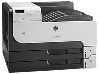 Принтер лазерный, HP LaserJet Enterprise 700 M712dn, ч/б печать