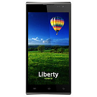 "Смартфон KENEKSI Liberty Android 4.2, поддержка двух SIM-карт, 5"", 1280x720, 8 МП, автофокус, 8 Гб, 3G, Wi-Fi, Bluetooth, GPS, Black"