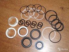 Кольцо уплотнит.резиновое №225 ф внутр.  201,5мм,сеч.5,8 мм