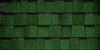 Ламинированная гибкая черепица РУФЛЕКС, Гарантия 35 лет, коллекция Эстен (США), Изумруд