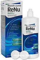 Раствор для контактных линз Renu,360 мл