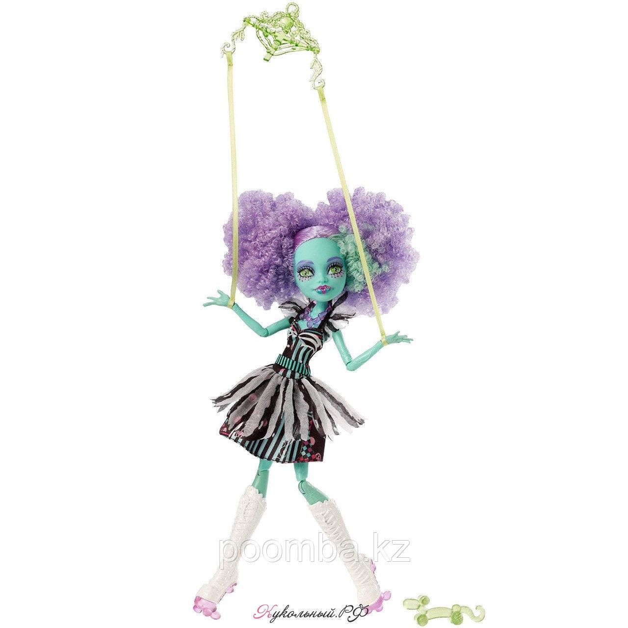 Кукла Монстр Хай Хани Свамп, Monster High Freak du Chic - Honey Swamp