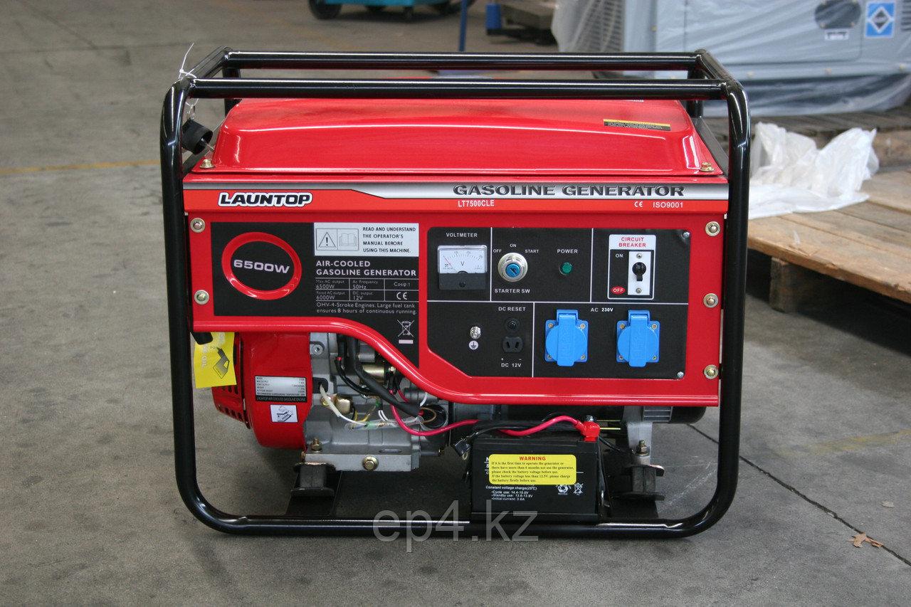 Генератор LT5000CLE -3 380В
