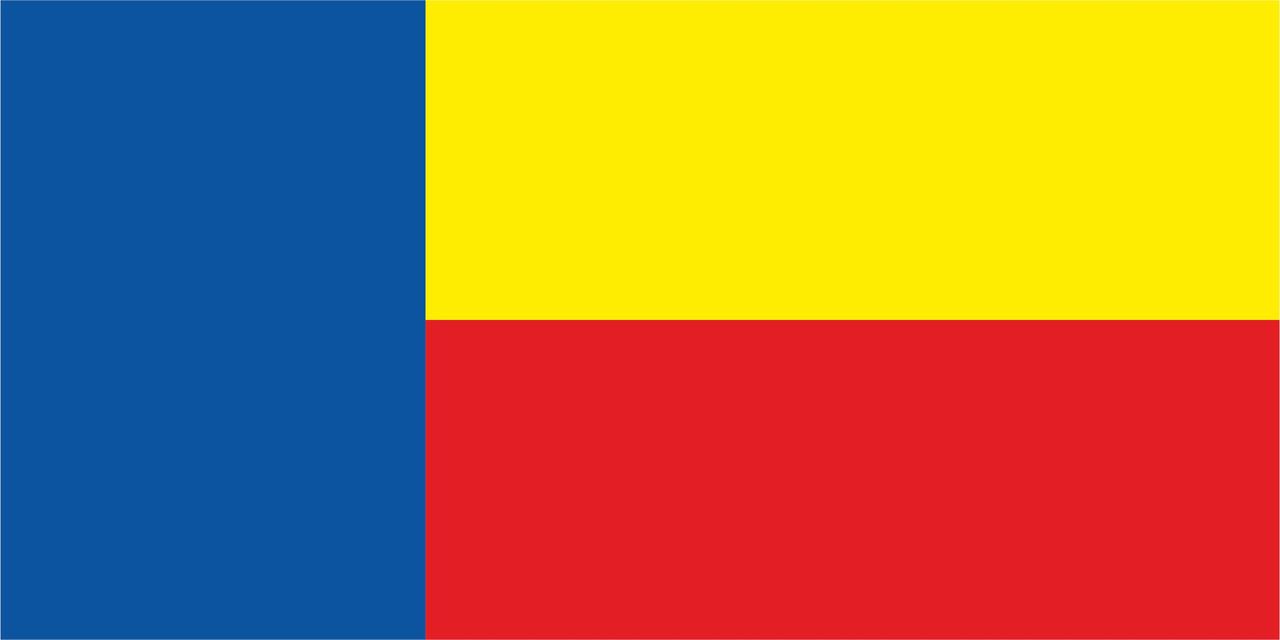 Флаг Бенин размер 1 х 2 метра.