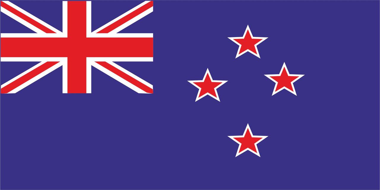 Флаг Новой-Зеландии размер 1 х 2 метра.