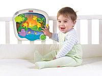 Музыкальная развивающая игрушка на кроватку «День и ночь», фото 1