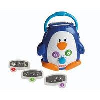 Fisher Price Музыкальная игрушка с проектором Пингвин, фото 1