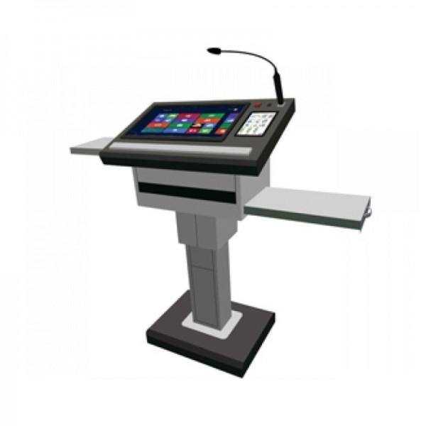 Мультимедийный цифровой подиум PK-220SU Podium (Stand Single)
