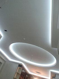 Светодиодная лента SMD5050 -12В  - цвет: белый