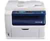 МФУ Xerox WorkCentre Color 6015N (6015V_N) A4, принтер/ сканер/ копир,  15ppm/12ppm, Eth