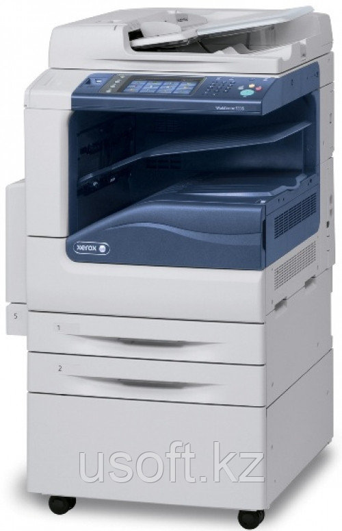 МФУ XEROX WorkCentre 5335 DADF/Duplex/2лотка формат A3(WC5335CPS_S)