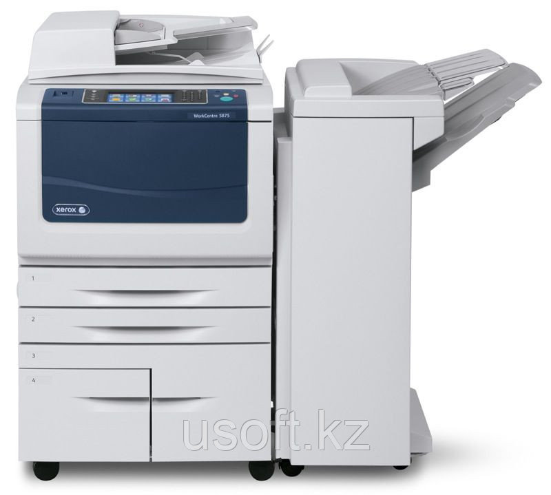 МФУ XEROX WorkCentre 5875 Color Scanner формат A3(WC5875C_FE)