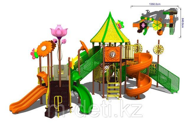 Детский игровой комплекс  Купить №10-3401