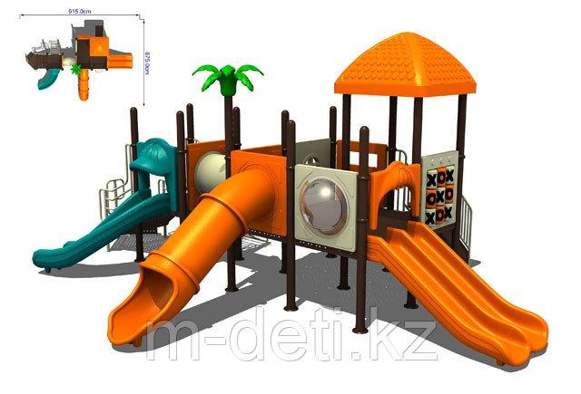 Купить: Детский игровой комплекс №10-6304