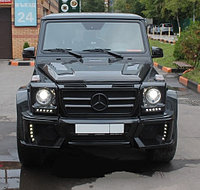 Обвес Wald Black Bison на G-class W463