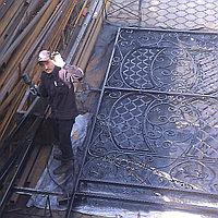 Ремонт и реставрация решёток