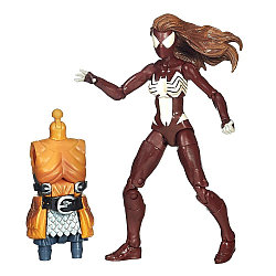 Hasbro Marvel Legends Spider-Man серия HobGoblin - Spider-Woman