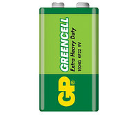 Батарейки GP Greencell 9V Крона