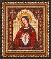 """Набор для вышивания бисером """"Икона Божьей Матери Помощница в родах"""" Б-1096"""