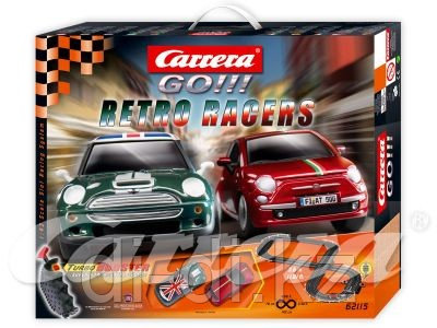 1/43 Retro Racers (3,6 m) Carrera - Игрушки «Di-Di». в Алматы